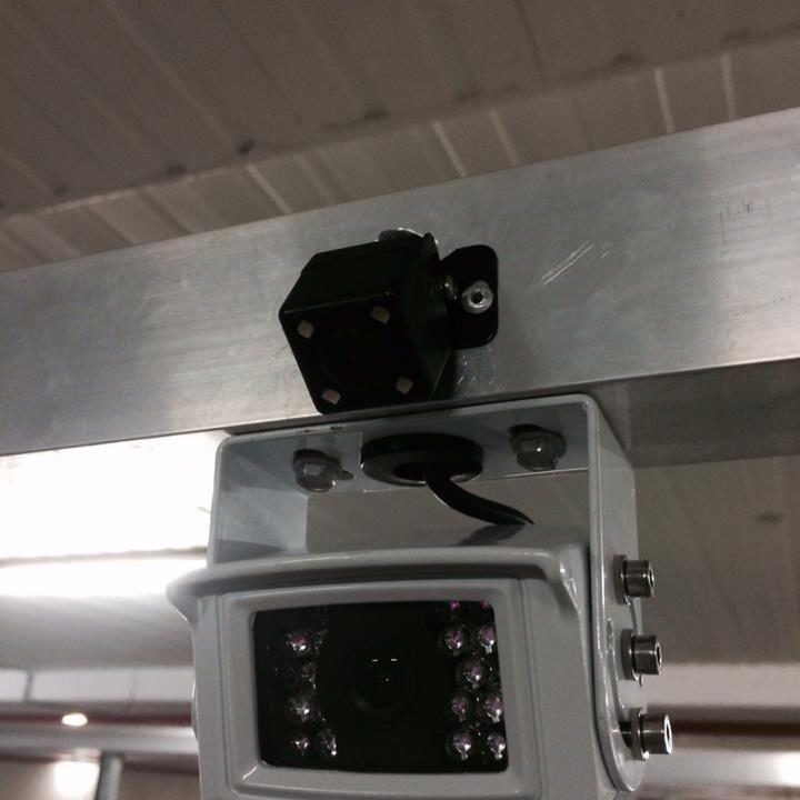 trade tailor reverse camera installations
