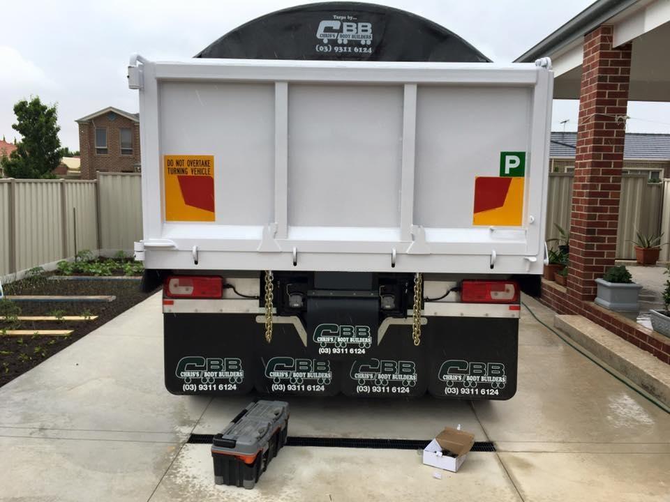 Reversing Camera systems truck installations