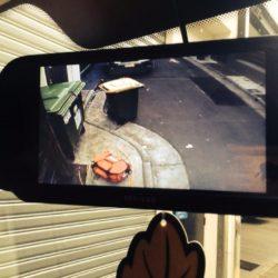 Fleet Vehicle Reverse Camera monitor Installations