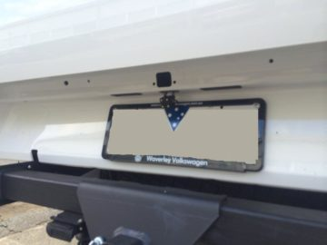 fleet reversing camera systems