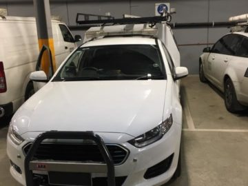 reverse camera installation-melbourne